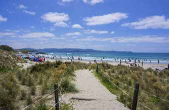 Top 5 Beaches in Auckland